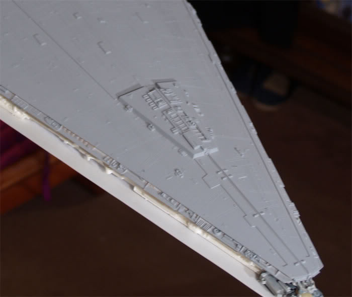 [Star Wars] Impérial Star Destroyer (updates 21/10) (Peint!) ISD209
