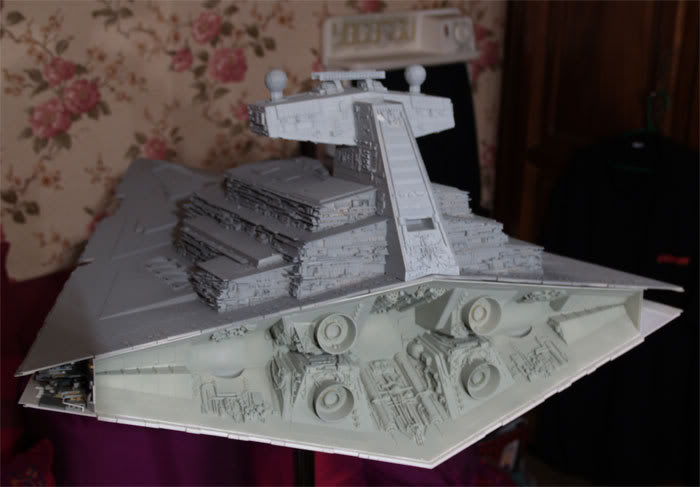 [Star Wars] Impérial Star Destroyer (updates 21/10) (Peint!) ISD217