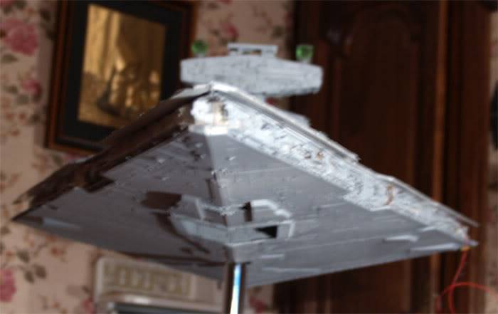 [Star Wars] Impérial Star Destroyer (updates 21/10) (Peint!) - Page 2 ISD227