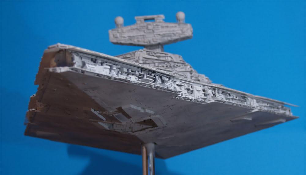 Star Destroyer de L'Empire Contre-Attaque ISD243