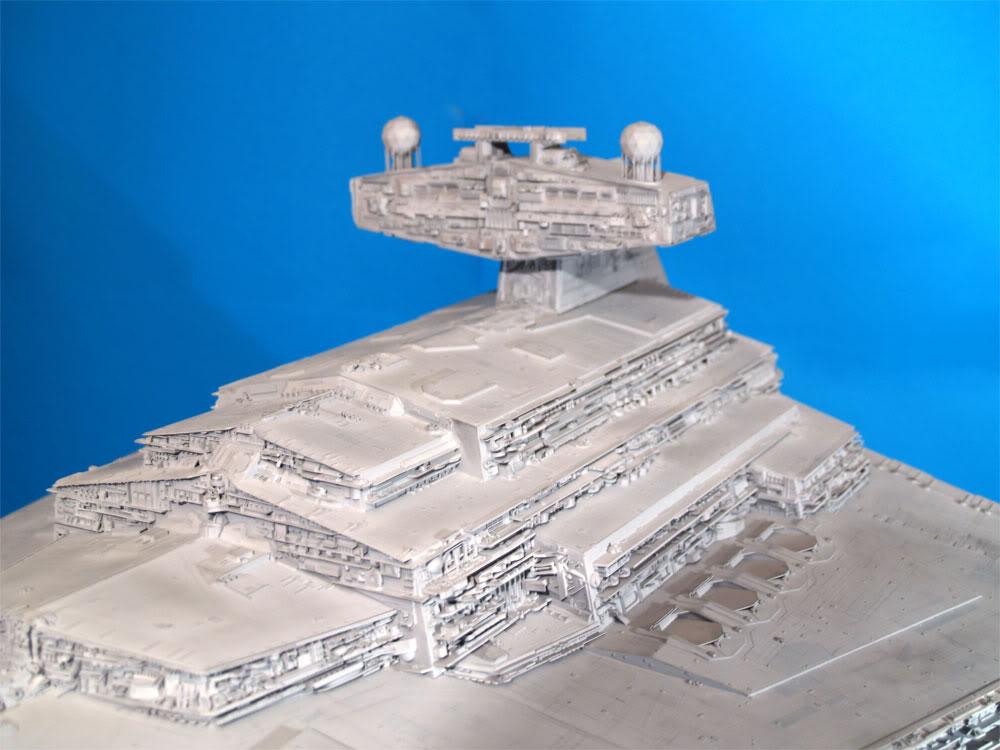 Star Destroyer de L'Empire Contre-Attaque ISD247