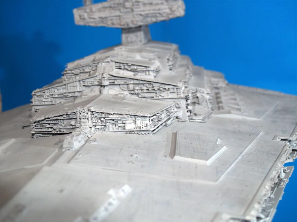 Star Destroyer de L'Empire Contre-Attaque ISD249
