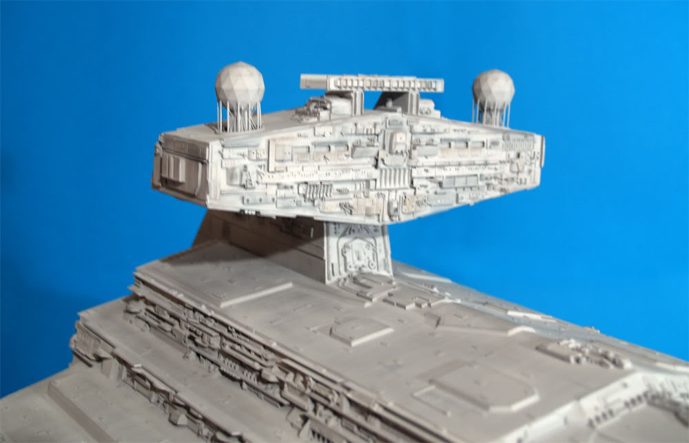 Star Destroyer de L'Empire Contre-Attaque ISD251