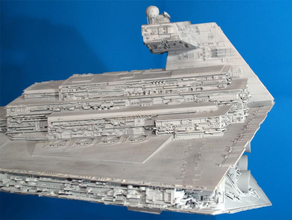 Star Destroyer de L'Empire Contre-Attaque ISD253
