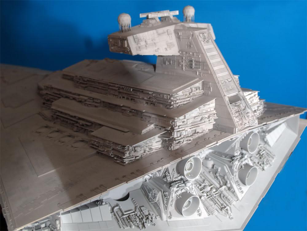 Star Destroyer de L'Empire Contre-Attaque ISD254