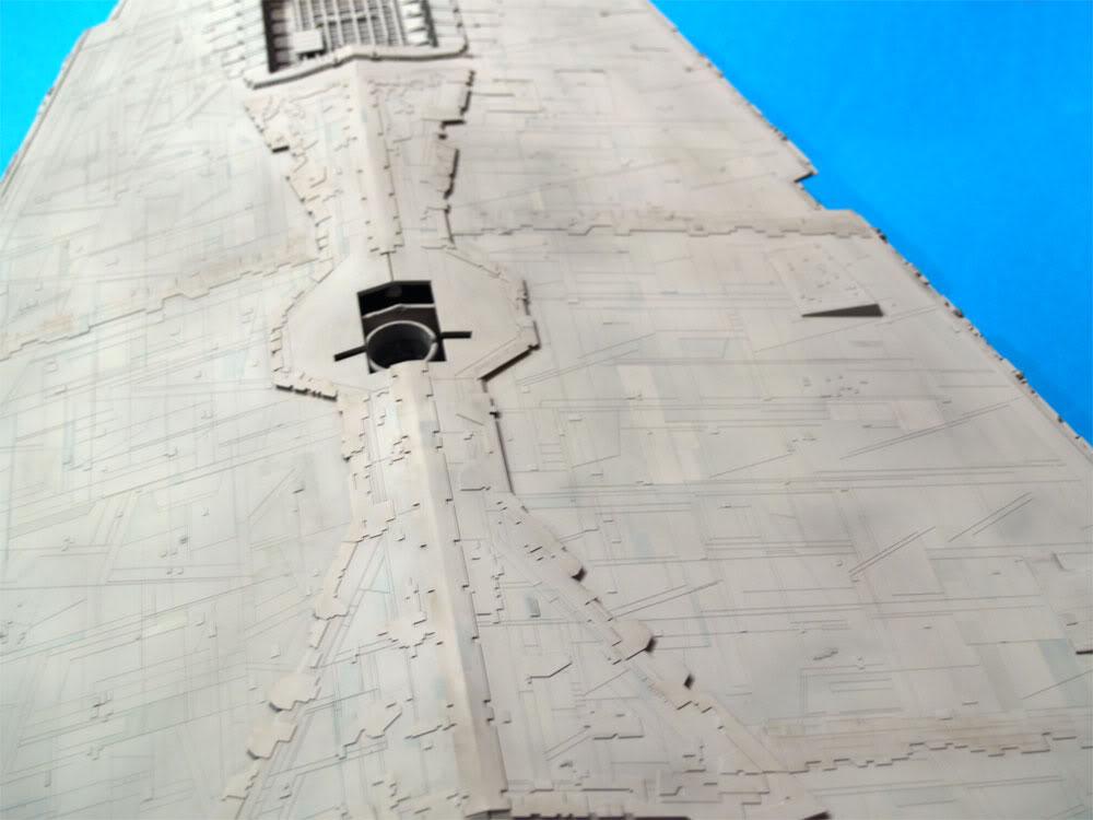 Star Destroyer de L'Empire Contre-Attaque ISD258