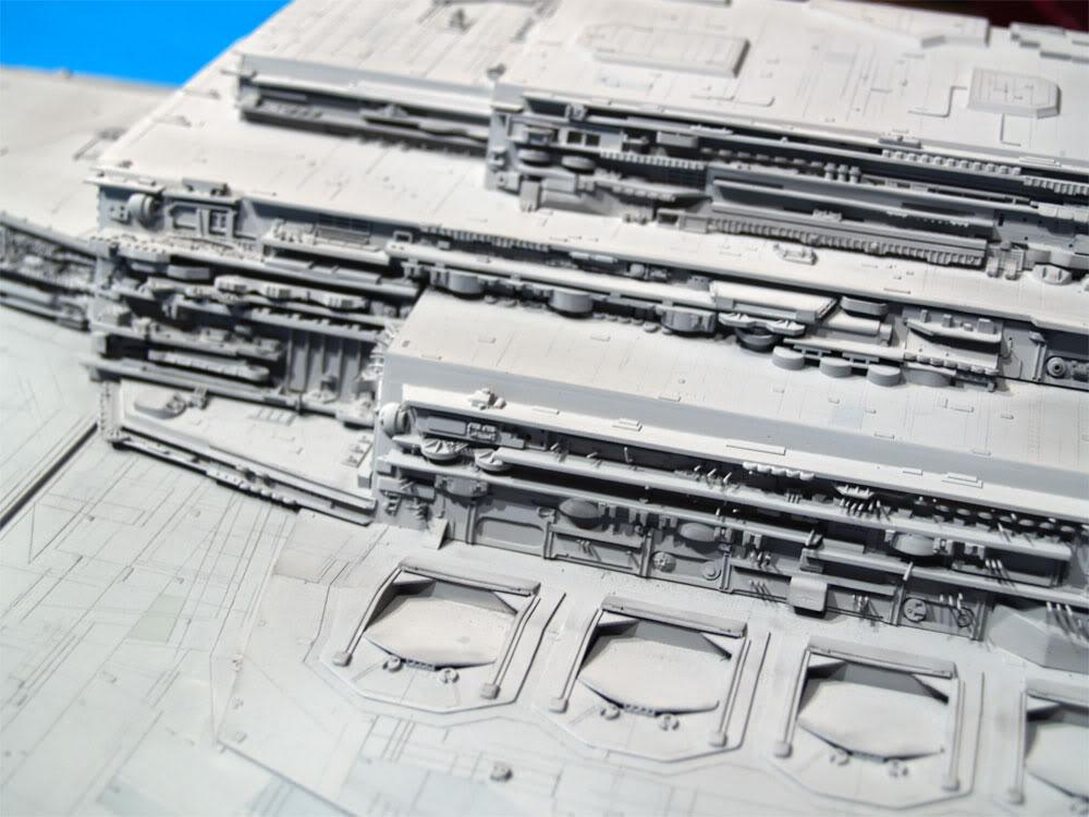 Star Destroyer de L'Empire Contre-Attaque ISD266
