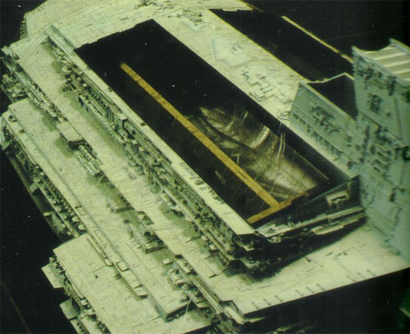 Star Destroyer de L'Empire Contre-Attaque ISDILMbuildingpic8
