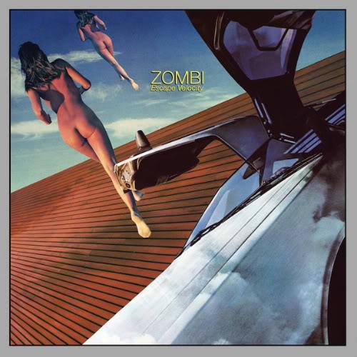 Los poderes terrenales: el space rock visto por ZOMBI Zombi-Escape-Velocity