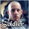 Houka's Troop Ad Soldier