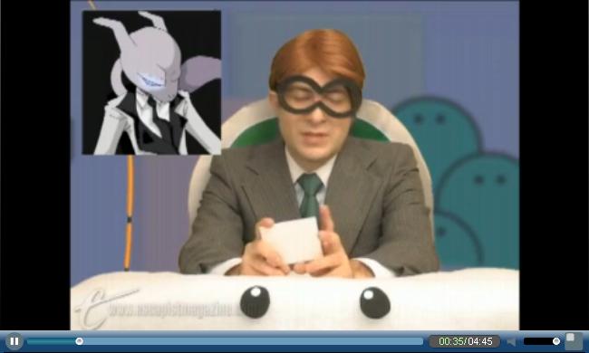 NEW News segment with Lakitu on Escapist! TWBBNewsEasterEgg