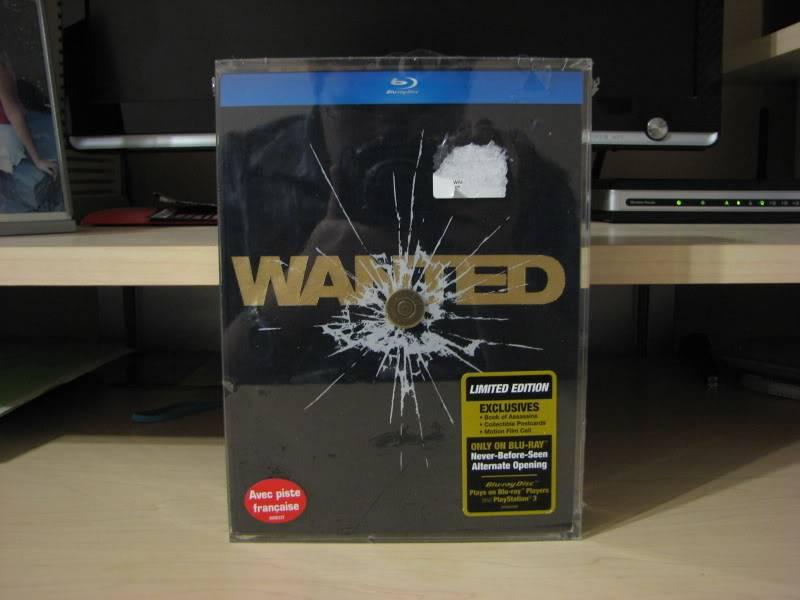 Les DVD et Blu Ray que vous venez d'acheter, que vous avez entre les mains - Page 3 Arrivage08-12-06