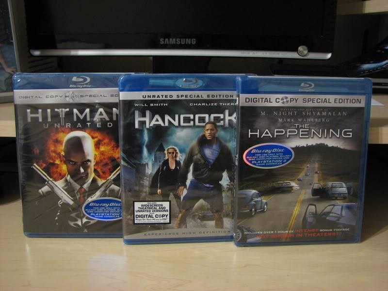 Les DVD et Blu Ray que vous venez d'acheter, que vous avez entre les mains - Page 4 Arrivage08-12-09