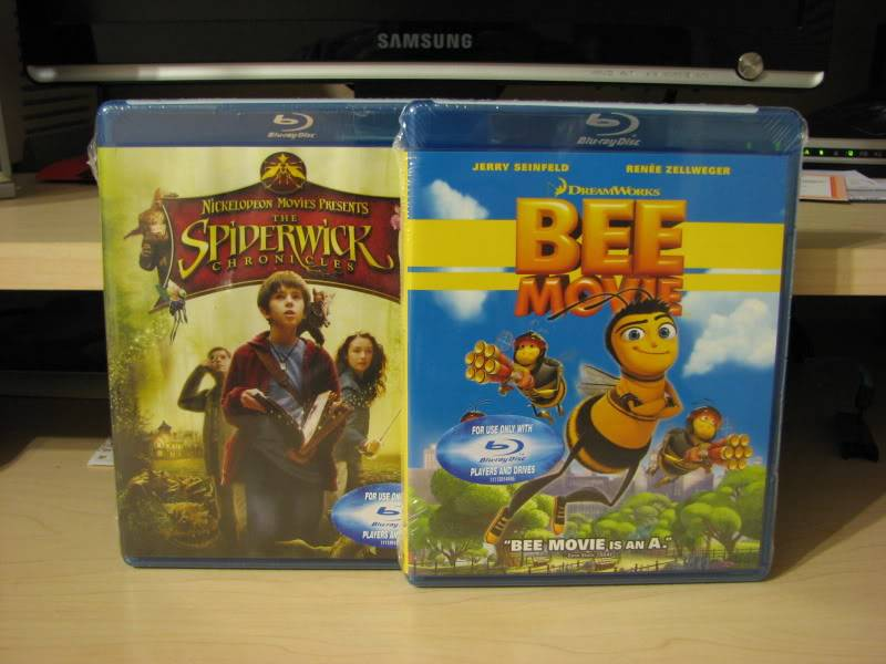 Les DVD et Blu Ray que vous venez d'acheter, que vous avez entre les mains - Page 4 Arrivage08-12-10