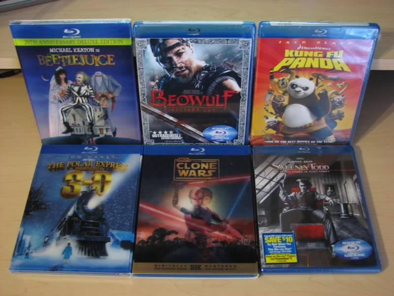 Vos derniers achats DVD et  Blu Ray - Page 40 Arrivage20Novembre2008