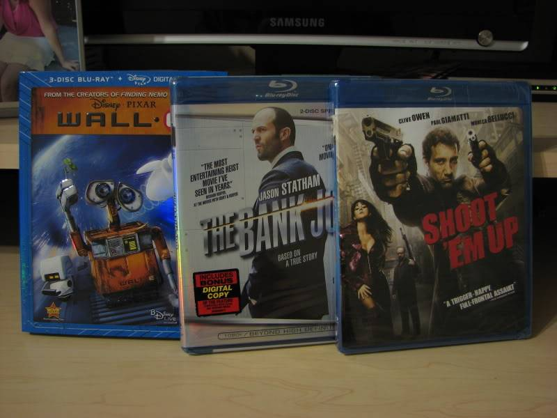 Les DVD et Blu Ray que vous venez d'acheter, que vous avez entre les mains - Page 2 Arrivage25novembre2008