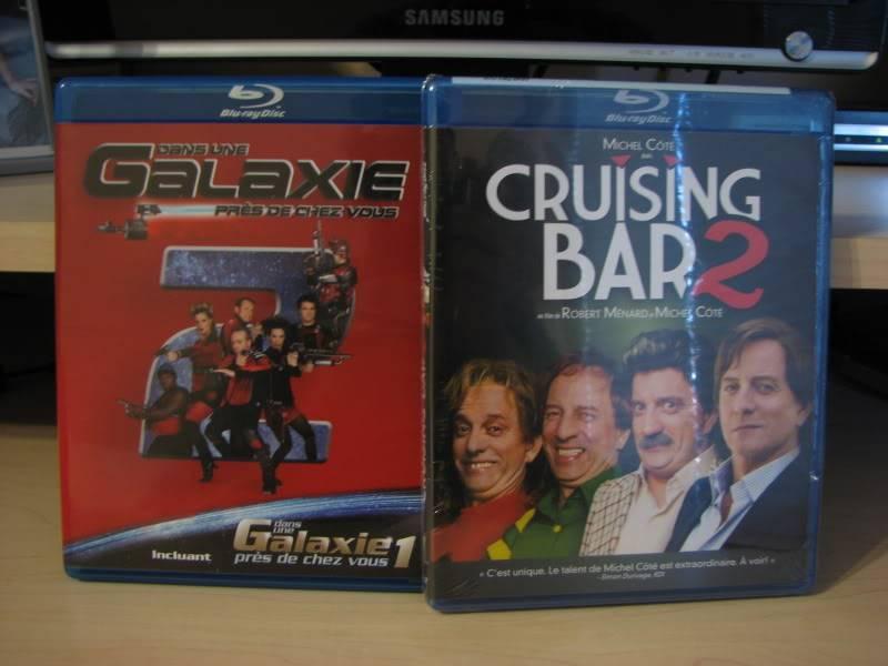 Les DVD et Blu Ray que vous venez d'acheter, que vous avez entre les mains - Page 2 Arrivage28novembre2008