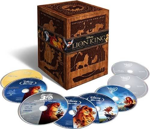 [DVD & Blu-Ray Disc] Le roi lion (août 2011) 51739ksSaGL