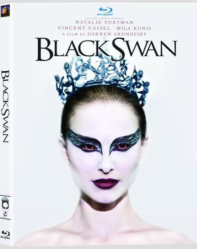 [Blu-ray et DVD] Black Swan BlackswanBLURAY