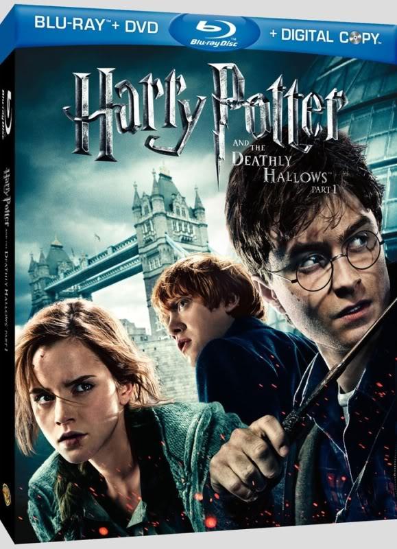 Harry Potter et les Reliques de la Mort Partie 1 HarrypotterdeathlyhallBLURAY
