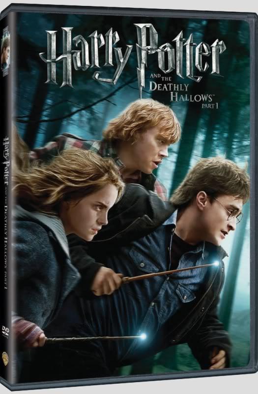Harry Potter et les Reliques de la Mort Partie 1 HarrypotterdeathlyhallDVD