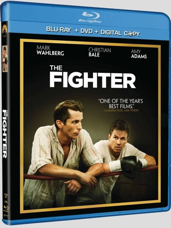 [Blu-ray et DVD] The Fighter ThefighterBLURAY