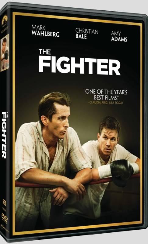 [Blu-ray et DVD] The Fighter ThefighterDVD