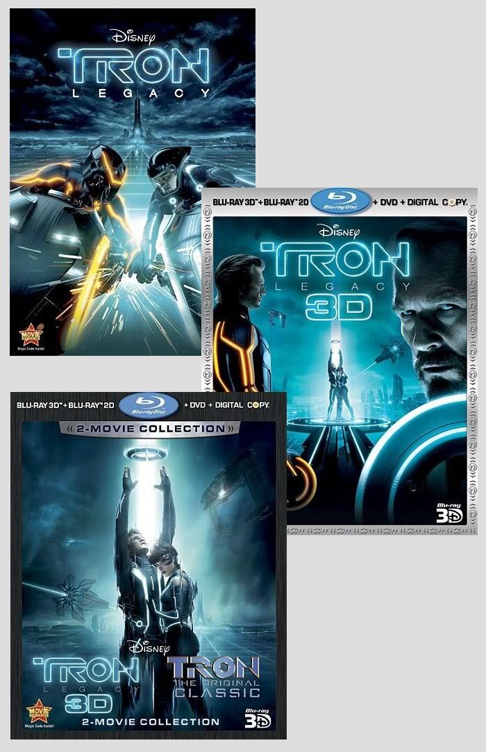 Tron : L'Héritage - Blu Ray 3D  - Page 2 Tronlegacyartworkpic1-1