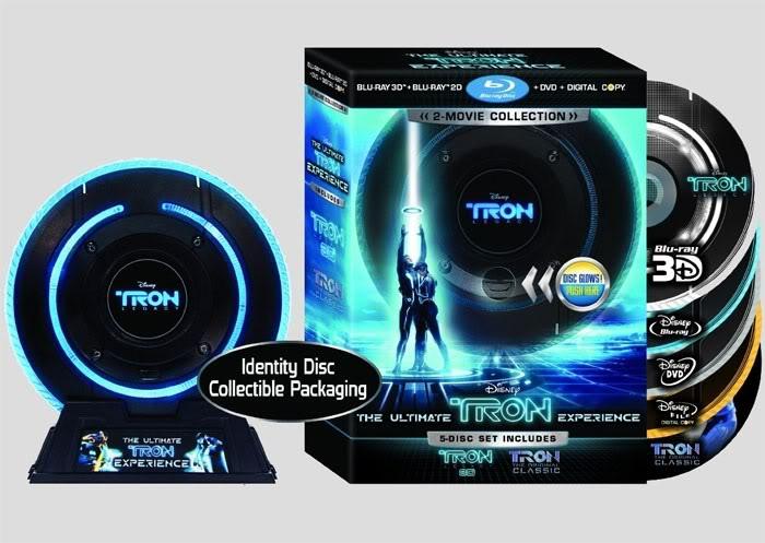 Tron : L'Héritage - Blu Ray 3D  - Page 2 Tronlegacyartworkpic2