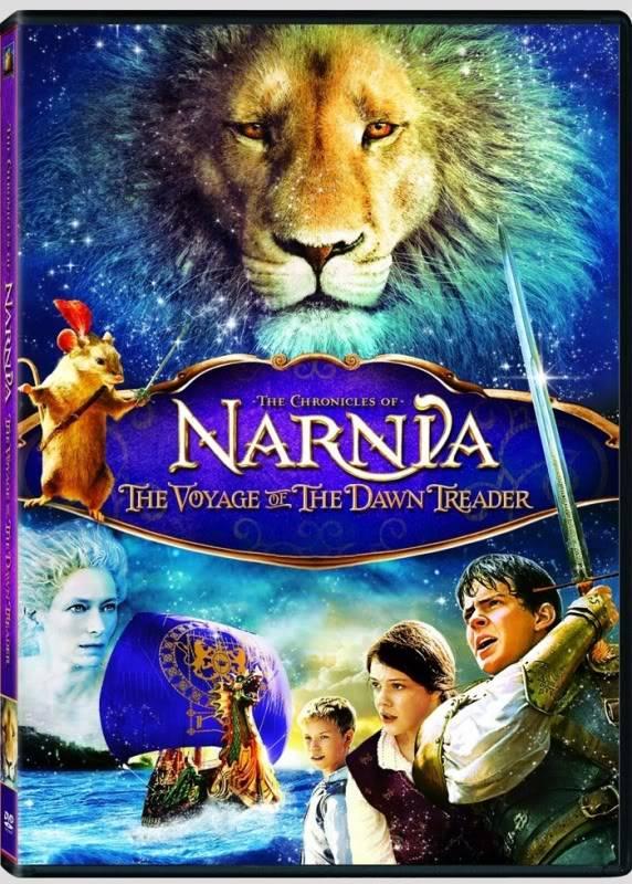 [Blu-ray et DVD] Le Monde de Narnia : L'Odyssée du Passeur d'aurore VoyageofdawntreaderDVD