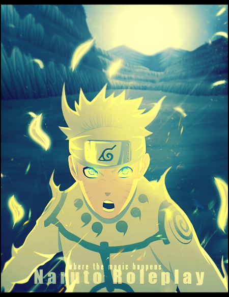 NARUTO ROLEPLAY - YOUR STORY BEGINS NOW NarutoAD2v2