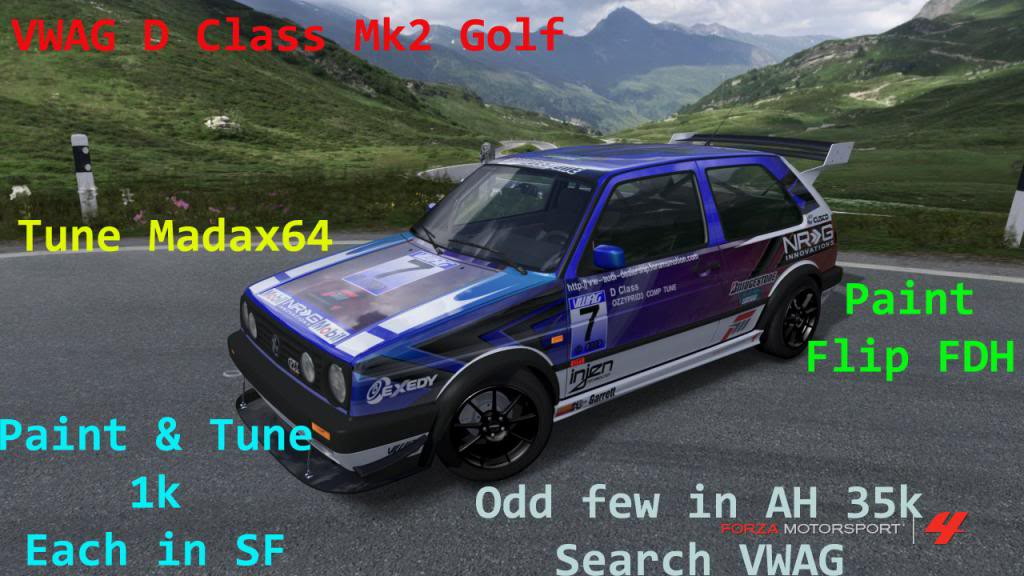 VWAG D Class Mk2 Golf Vwagamk2golf_zps8b33e68c