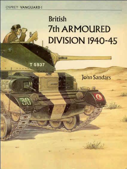 Vanguard 01 - British 7th Armoured Division 1940-45 OV01