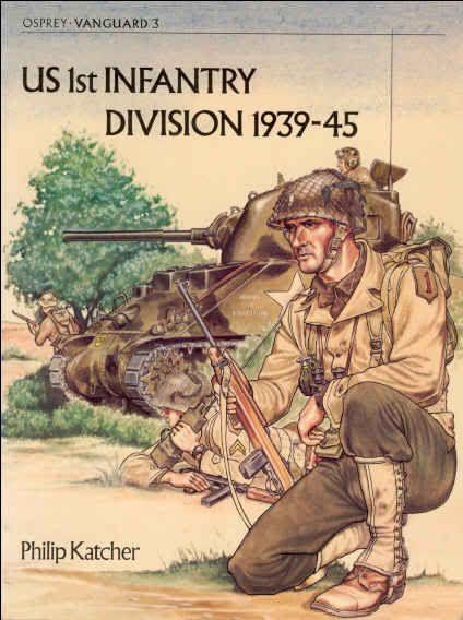 Vanguard 03 - US 1st Infantry Division, 1939-45 OV03