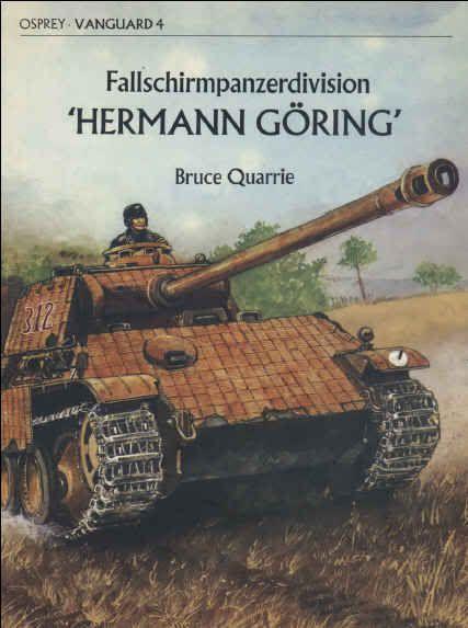 Vanguard 04 - Fallschirmpanzerdivision 'Herman Goring' OV04