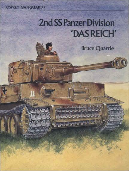 Vanguard 07 - 2nd SS Panzer Division Das Reich OV07