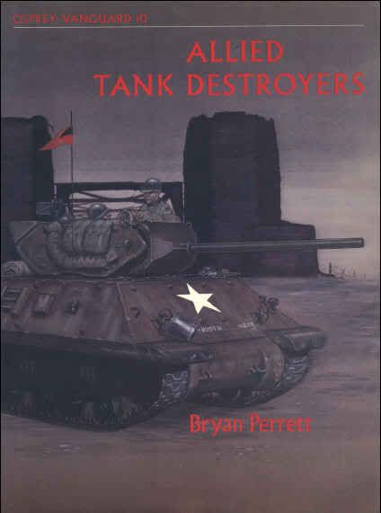 Vanguard 10 - Allied Tank Destroyers OV10