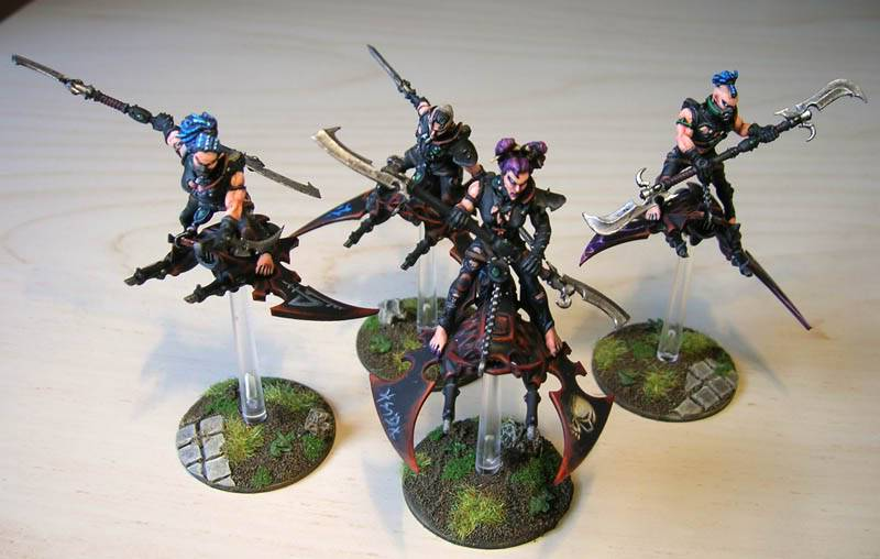 My take on the Obsidian rose Hellions01