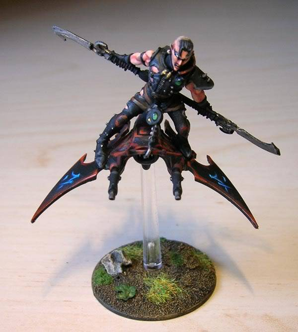 My take on the Obsidian rose Hellions04