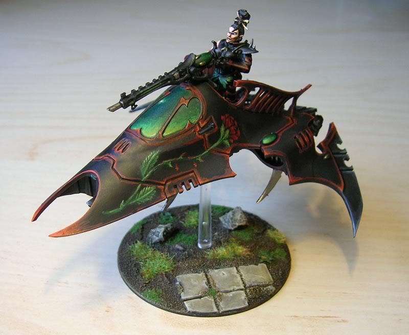 My take on the Obsidian rose Venom04