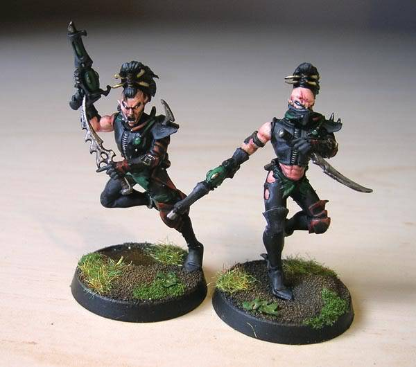 My take on the Obsidian rose Wych03