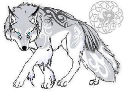 Daimos' Dæmon Wolf-4