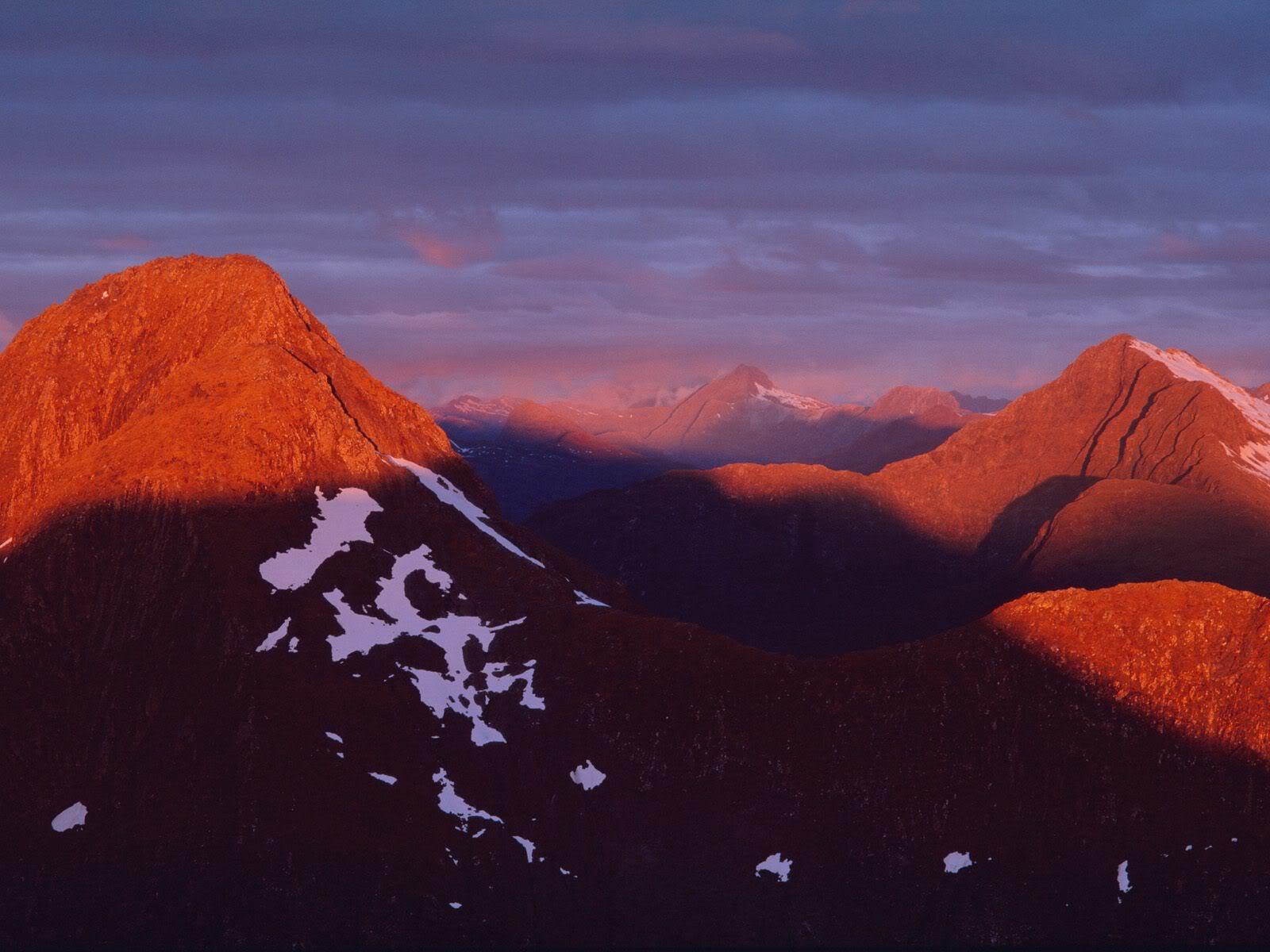 நான் ரசித்த இயற்கை காட்சில் சில உங்களுக்காக....1 - Page 2 FiordlandNationalParkNewZealand