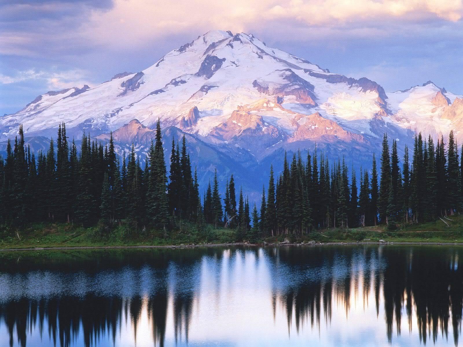 அழகு மலைகளின் காட்சிகள் சில.....02 - Page 22 ImageLakeGlacierPeakWildernessWashi