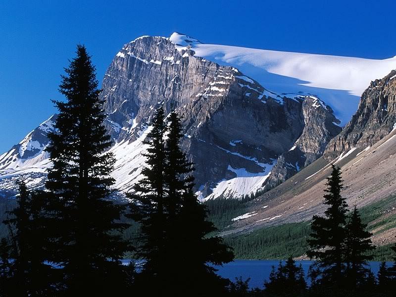 அழகு மலைகளின் காட்சிகள் சில.....02 - Page 22 MountainPeakBanffNationalParkAlbert