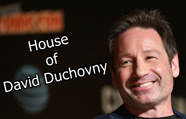 The House of David Duchovny [Forum]