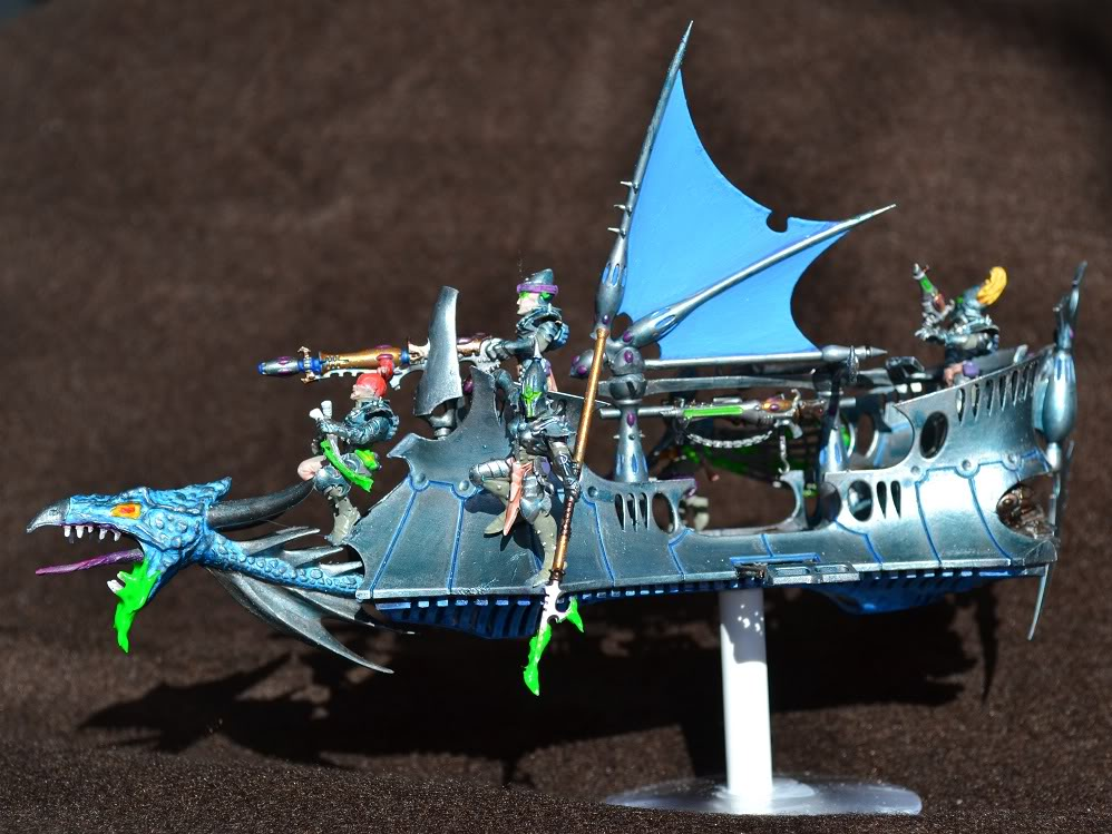 The Serpents' Breath - June 29, the first skimmers and bikes for my Harlies 022-2