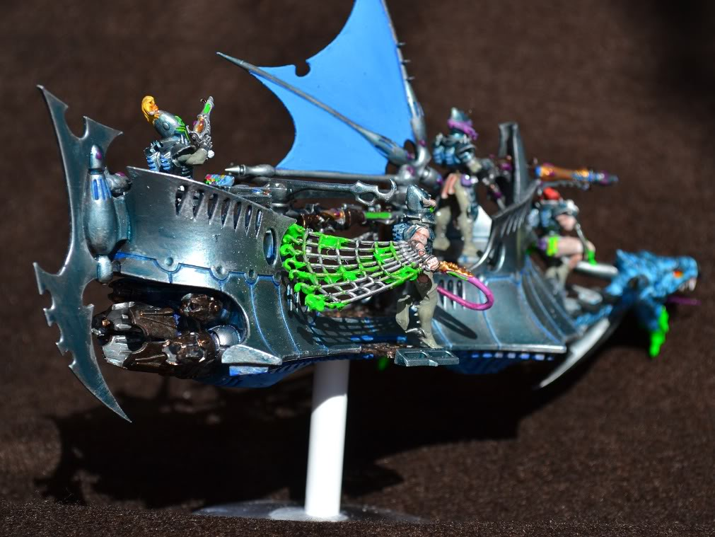 The Serpents' Breath - June 29, the first skimmers and bikes for my Harlies 027-2