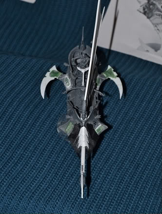 The Serpents' Breath - June 29, the first skimmers and bikes for my Harlies DarkEldarReaper-4