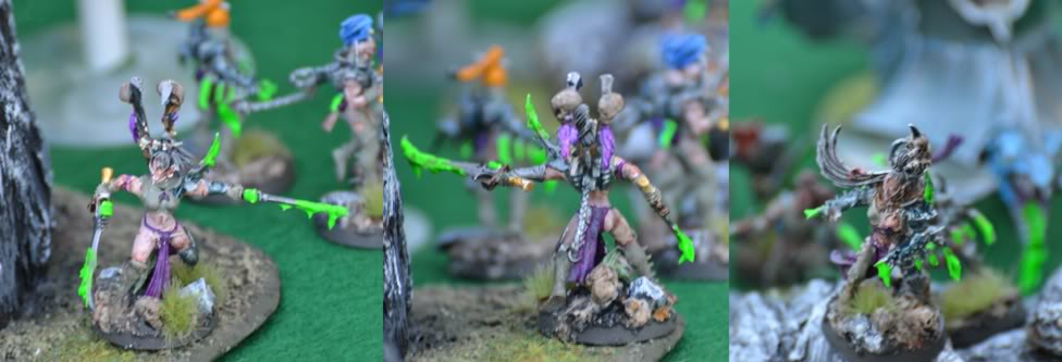 The Serpents' Breath - June 29, the first skimmers and bikes for my Harlies Succubi